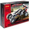 Decool 3343 (NOT Lego Technic 8066 Off Roader Style 2 ) Xếp hình Xe Ô Tô Đua Off Road (Mẫu 2) 141 khối