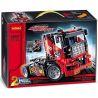 Decool 3360 Lele 38016 Lepin 20017 Technic 42041 Race Truck Xếp hình 2 Dạng Xe Suv Đua Và Xe Tải Đua 608 khối