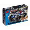 Decool 3411 Technic 42010 Off road Racer Xếp hình xe đua off road kéo thả 160 khối