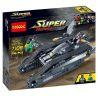 Decool 7108 Lepin 07067 (NOT Lego Batman Movie 7787 The Bat Tank: The Riddler And Bane's Hideout ) Xếp hình Xe Tăng Của Người Dơi 645 khối