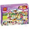 Lego Friends 41008 Bela 10160 Heartlake City Pool Xếp hình bể bơi thành phố Hồ Trái Tim 426 khối