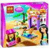 Bela 10434 Disney Princess 41061 Jasmine's Exotic Palace Xếp hình cung điện của công chúa Jasmine 145 khối
