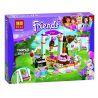 Bela 10492 (NOT Lego Friends 41110 Birthday Party ) Xếp hình Tiệc Sinh Nhật 194 khối