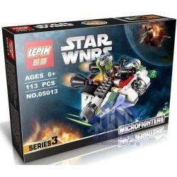 Lepin 05013 Star Wars 75127 The Ghost Xếp hình bóng ma 113 khối