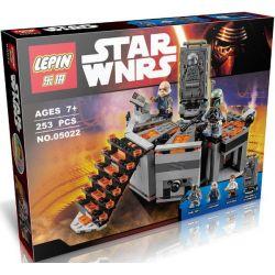 Lepin 05022 (NOT Lego Star wars 75137 Carbon-Freezing Chamber ) Xếp hình Buồng Đông Lạnh 253 khối
