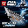Lepin 05028 Lele 35003 (NOT Lego Star wars 10221 Super Star Destroyer ) Xếp hình Siêu Phi Thuyền Hủy Diệt Sao 3208 khối