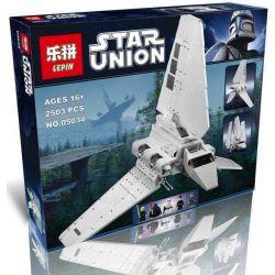 Lepin 05034 Lele 35005 Star Wars 10212 Imperial Shuttle Tydirium Xếp Hình Phi Thuyền Hoàng Gia Tydirium 2503 Khối