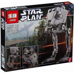 Lepin 05052 Star wars 10174 Imperial At-St Xếp hình Tàu Đi Bộ At-St 1068 khối
