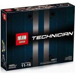 Lego Technic 41999 Lepin 20011 Crawler Exclusive Edition Xếp hình ô tô địa hình điều khiển từ xa 1605 khối