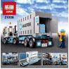 Lego Creator Exclusives 10219 Lepin 21006 Maersk Container Train Xếp hình tàu hỏa Maersk chở Container có thể lắp động cơ pin 1234 khối