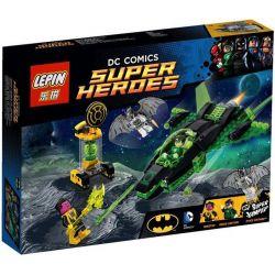 Decool 7109 Lepin 07001 Sheng Yuan SY352 Lele 79035 Super Heroes 76025 Green Lantern vs. Sinestro Xếp hình Green Lantern đánh nhau với Sinestro 174 khối