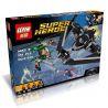 Decool 7118 Lepin 07019 (NOT Lego DC Comics Super Heroes 76046 Heroes Of Justice: Sky High Battle ) Xếp hình Trận Chiến Trên Cao Của Các Siêu Anh Hùng 518 khối