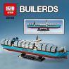 Lego Creator 10241 Lepin 22002 Maersk Line Triple E Xếp hình Tàu chở Container Maersk 1518 khối