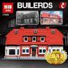 Lego Creator Exclusives 4000007 Lepin 17006 Ole Kirk's House Xếp hình Nhà của Ole Kirk 928 khối