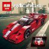 Lego Creator 8156 Lepin 21009 Ferrari FXX 1:17 Xếp hình Siêu xe Ferrari FXX tỉ lệ 1:17 632 khối
