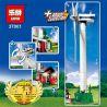 Lego Creator 4999 Lepin 37001 Vestas Wind Turbine Xếp hình Chong chóng điện gió 873 khối