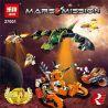 Lego Creator 7699 Lepin 27001 MT-101 Armored Drilling Unit Xếp hình Xe khoan thăm dò sao hỏa 655 khối