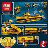 Lego Creator 4888 Lepin 24012 Ocean Odyssey Xếp hình Tàu lặn thám hiểm đại dương 673 khối