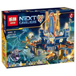 Lepin 14037 Lele 32028 Bela 10706 Sheng Yuan 899 SY899 (NOT Lego Nexo Knights 70357 Knighton Castle ) Xếp hình Lâu Đài Của Các Hiệp Sỹ 1426 khối