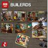 Lepin 16050 Sheng Yuan 1147 SY1147 (NOT Lego 21310 Old Fishing Store ) Xếp hình Cửa Hàng Bán Đồ Câu Cá Cũ 2109 khối