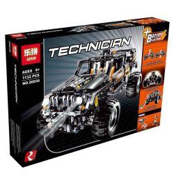 Lepin 20030 Technic 8297 Off Roader Xếp hình Xe ô tô địa hình động cơ pin 1132 khối