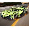 Double E Cada C51007 C51007W Technic Sports Car Xếp hình Xe Thể Thao Động Cơ Pin Xạc Điều Khiển Từ Xa 453 khối