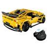 Doublee Cada C51008 C51008W (NOT Lego Technic Sports Car ) Xếp hình Xe Thể Thao Động Cơ Pin Xạc Điều Khiển Từ Xa 419 khối