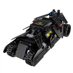 Doublee Cada C52005 C52005W (NOT Lego Technic Wild Chariots Pull Back ) Xếp hình Xe Ô Tô Bọc Thép Của Người Dơi Kéo Thả 212 khối