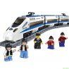 Lego Creator MOC Gao Bo Le GBL KY98104 Railway Express Xếp hình Tàu cao tốc 415 khối