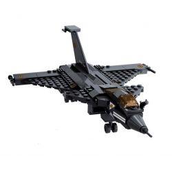Kazi Gao Bo Le GBL Bozhi KY98407 Military Army Dassault Rafale Fighter Plane Xếp Hình Máy Bay Chiến đấu 191 Khối