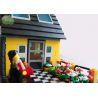Lego Creator MOC Wange 32052 The Beach House Xếp hình 458 khối