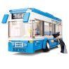 Sluban M38-B0330 City MOC City Bus Xếp hình Xe buýt 235 khối