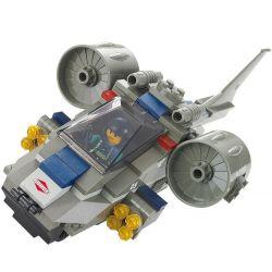 Lego Special force MOC Sluban M38-B0196 STRIKECRAFT Xếp hình Phi thuyền nhỏ 155 khối