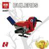 Lepin 36007 Creator 4002014 Hub Birds Xếp hình Bộ 5 chú chim 545 khối