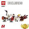 Lego Creator 4002014 Lepin 36007 Hub Birds Xếp hình Bộ 5 chú chim 545 khối