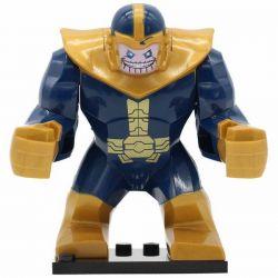 Decool 0288 Super Heroes MOC Big Figure Thanos Xếp hình Siêu ác nhân Titan điên khùng 0 khối