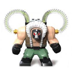 Lego Super Heroes MOC Decool 0280 Big Adult - Bane Xếp hình Bane siêu lớn khối