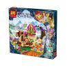 Bela 10412 Lele 79222 (NOT Lego Elves 41074 Azari And The Magical Bakery ) Xếp hình Azari Và Tiệm Bánh Ma Thuật 324 khối