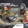 Xingbao XB-06010 (NOT Lego Military Army The Oprah Sand Car ) Xếp hình Xe Đi Trên Cát Oprah 347 khối