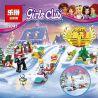 Lepin 01041 (NOT Lego Friends 41326 Advent Calendar ) Xếp hình Đến Với Lễ Hội Lịch 243 khối