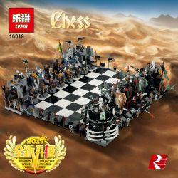 Lepin 16019 Castle 852293 Castle Giant Chess Set Xếp hình Bộ Cờ Khổng Lồ 2475 khối