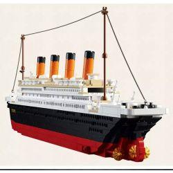 Lego Creator MOC Sluban M38-B0577 Titanic ShipBoat Xếp hình Tàu Titanic 1021 khối