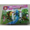 Sheng Yuan SY967 Disney Princess MOC magic castle Xếp hình lâu đài ma thuật 471 khối