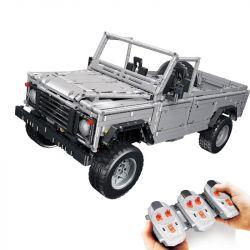 Lego Technic MOC Lepin 23003 RC Wild Off-Road Vehicles Xếp hình Xe địa hình RC 3643 khối