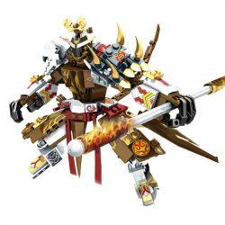 Sembo S11803 Lepin 40005 King of Glory MOC Sun Wukong Xếp hình Tôn Ngộ Không 299 khối