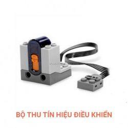Lepin 8884 Power Functions 8884 IR Receiver Xếp hình Bộ thu tín hiệu điều khiển 1 khối