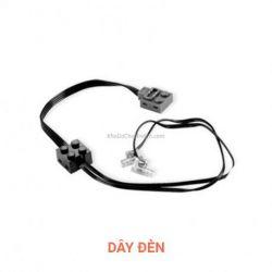 Lepin 8870 (NOT Lego Power Functions 8870 Light ) Xếp hình Dây Đèn
