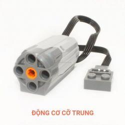 Lego Power Functions 8883 Lepin 8883 M-Motor Xếp hình Động cơ cỡ trung 1 khối