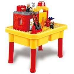 Lego Duplo MOC Aoleduotoys GM-5022 Fire Excerters Xếp hình Lửa Excerters 42 khối
