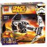 Lego Star Wars 75082 Bela 10373 TIE Advanced Prototype Xếp hình Mô hình tàu TIE cao cấp 354 khối